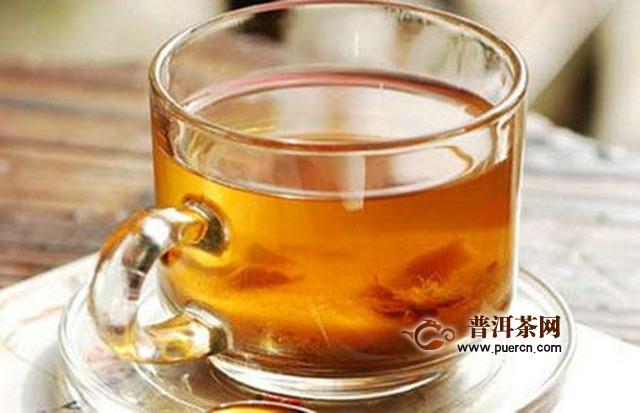 荷叶山楂茶一天喝多少
