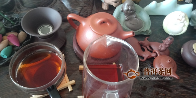 兴海茶业的精典熟茶——2019兴海今典