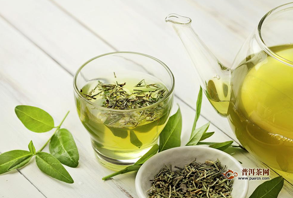 绿茶中有茶黄素吗?黄茶素的好处