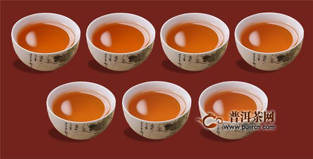 红茶香型特点,毫香嫩香花香各有特色!