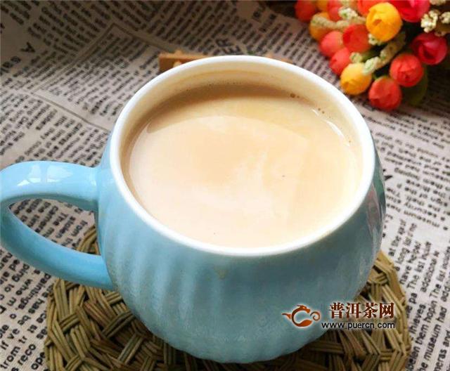 祁门红茶怎么泡牛奶?