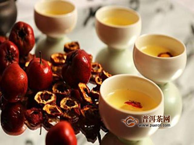 荷叶山楂茶怎么泡