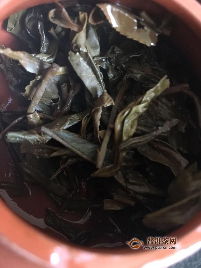 浅饮2007年中茶普洱6031生茶试用评测报告