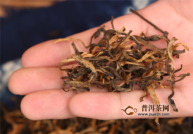 祁门红茶茶叶特点图片
