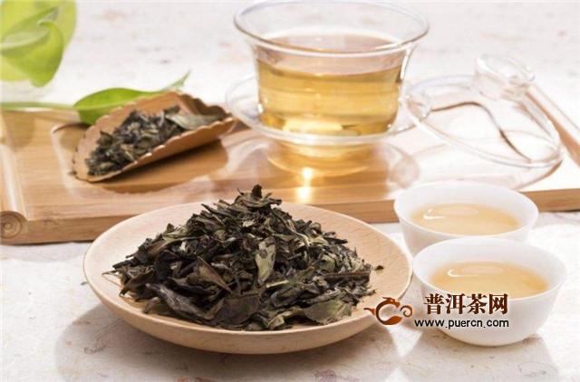 白茶传说,白茶和蓝姑的故事!