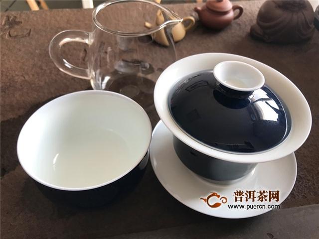 2017年郎河普洱十八年熟茶试用评测报告