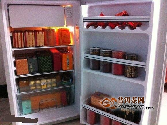 六安瓜片可以放冰箱储存吗
