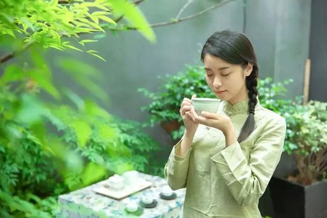 云源号:用一杯茶,取悦自己