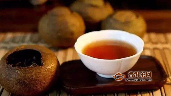 陈皮白茶的功效和作用是什么