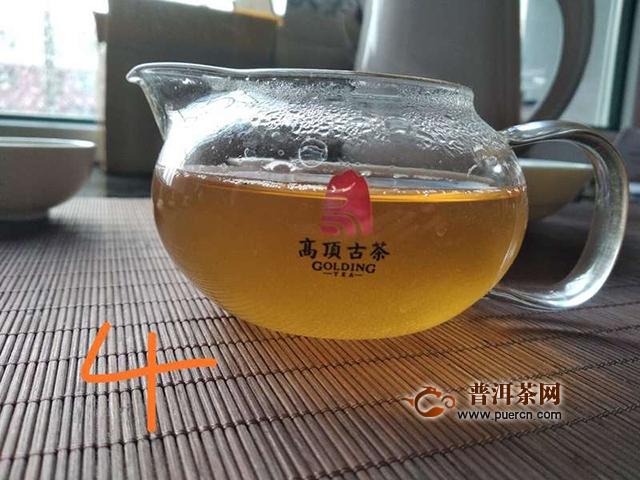 澜沧回望烟锁日 千山风雪啸云峰——2016年大雪山生茶品饮报告