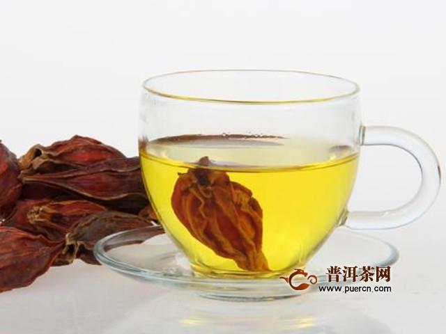 栀子茶的功效与作用