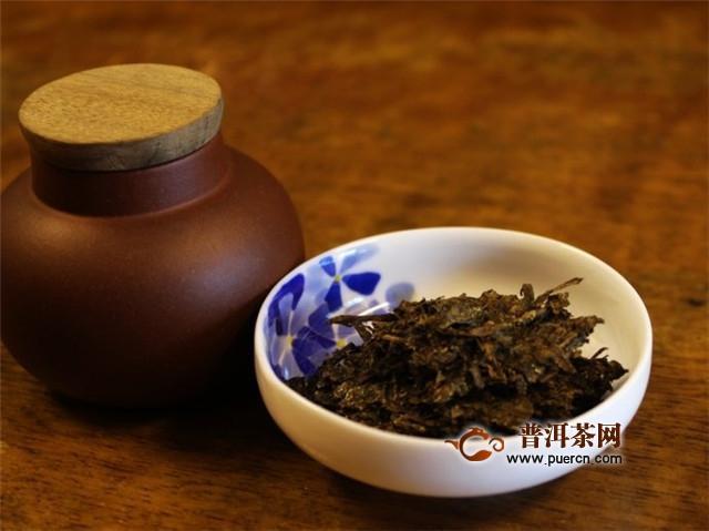 湖南安化黑茶是怎么制作成的?