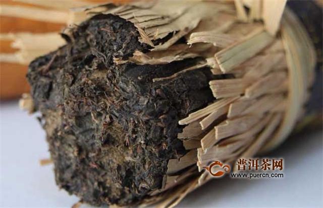 如何将毛茶制作成黑砖茶?