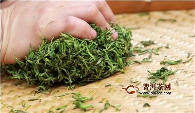 六堡茶的制作方法和原料种植
