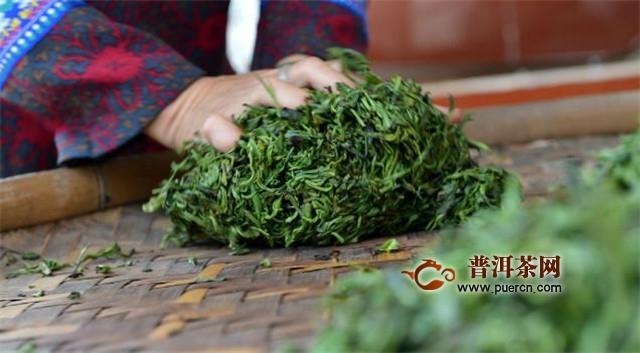 六堡茶是怎么制作的?
