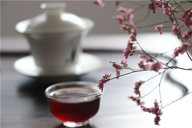 静品一壶普洱茶
