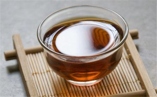 从味道辨别茶的优劣