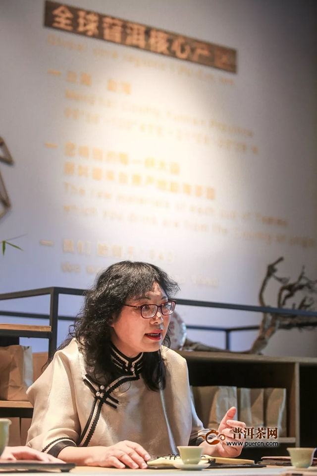 田竹英:用文化+公益,在台湾普洱茶收藏市场里释放大益力量