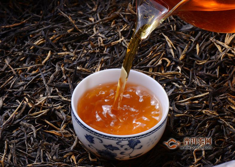 红茶绿茶都有哪些品种