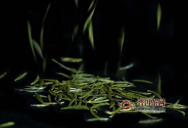 竹叶青茶什么味道?又鲜又嫩,味道稍重!图片