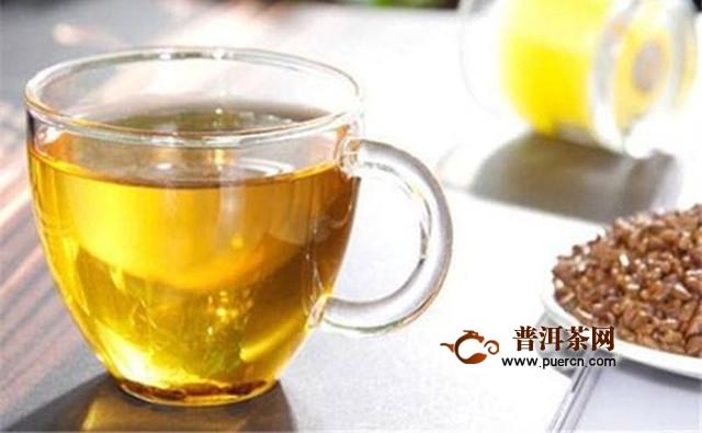 喝决明子茶的好处和坏处