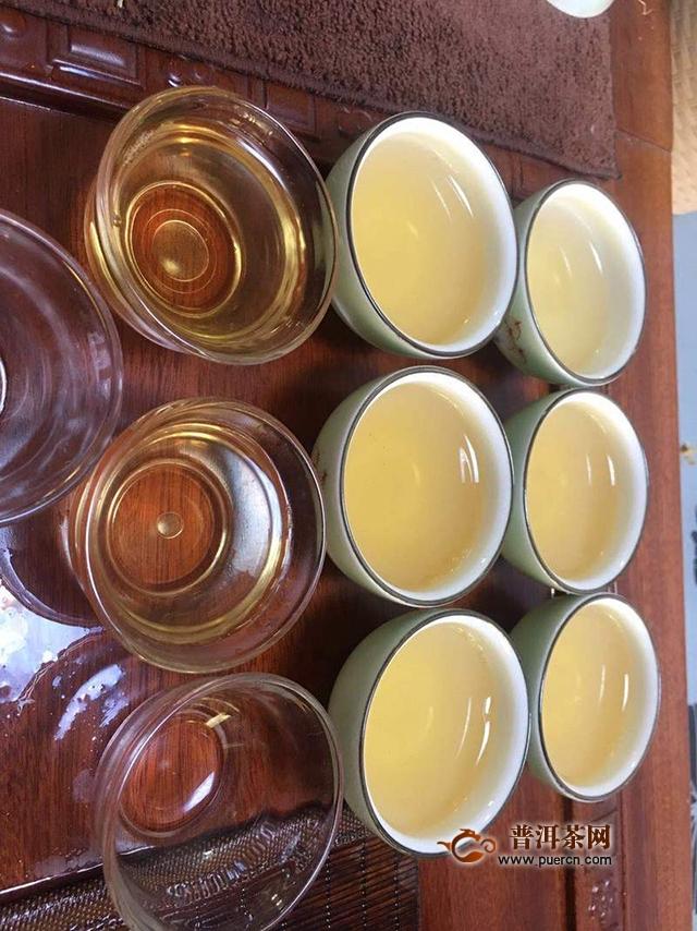 2017年下关沱茶 甲级沱茶 绿盒 生茶 100克 试用评测报告