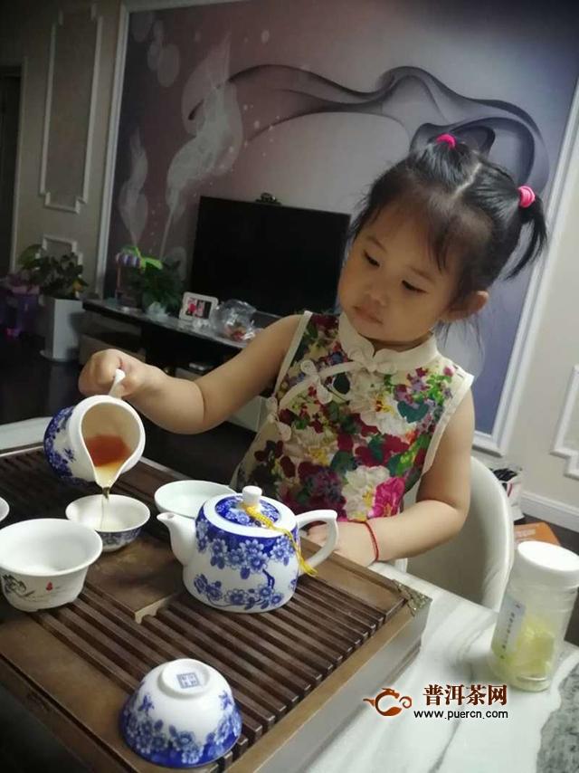 2017年千山叶 原味普洱熟沱 熟茶品评测报告