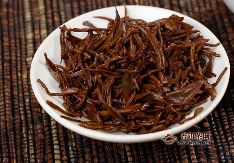 野生红茶的产地,野生红茶——滇红茶