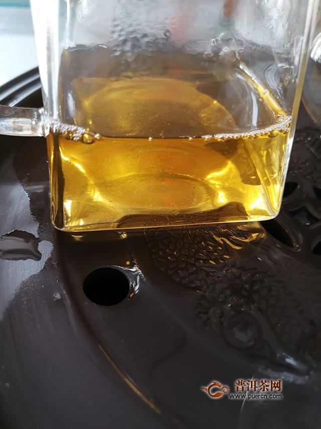 2017年下关沱茶甲级沱茶绿盒生茶试用报告