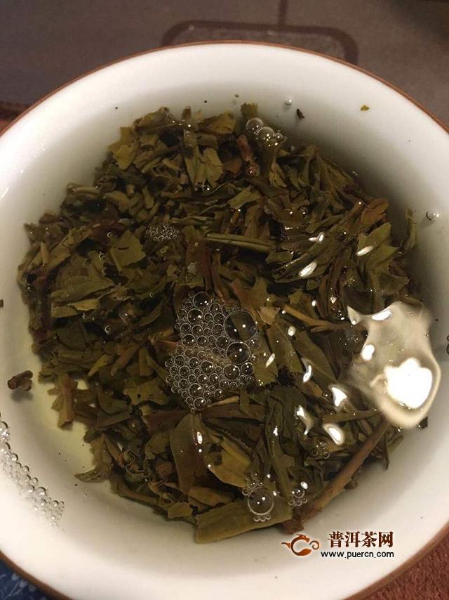 2017年下关沱茶甲级沱茶绿盒生茶(FT-7663-17)试用评测报告
