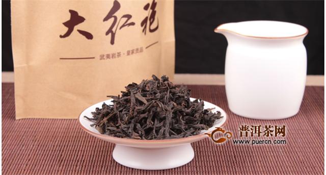 武夷岩茶最出名的品种是什么?