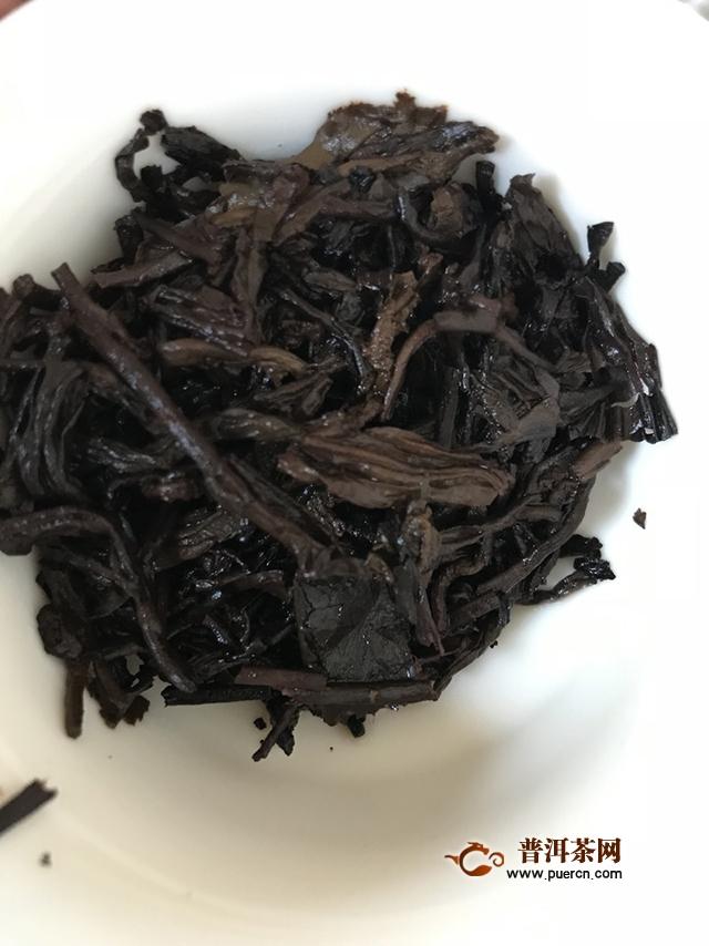 2018年大益 7692 1801批熟茶 357克试用评测报告