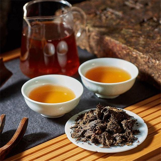 黑茶六种分类,你都认识吗