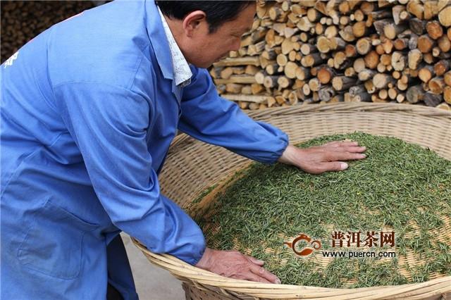 黄茶怎么制作