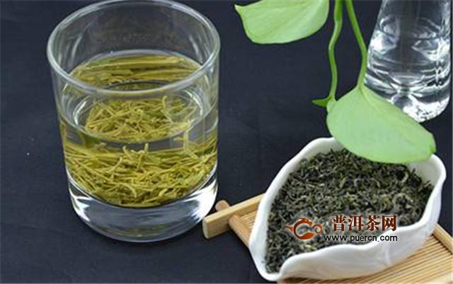 红茶和绿茶的区别明显,碧螺春和红茶的区别也是明显的