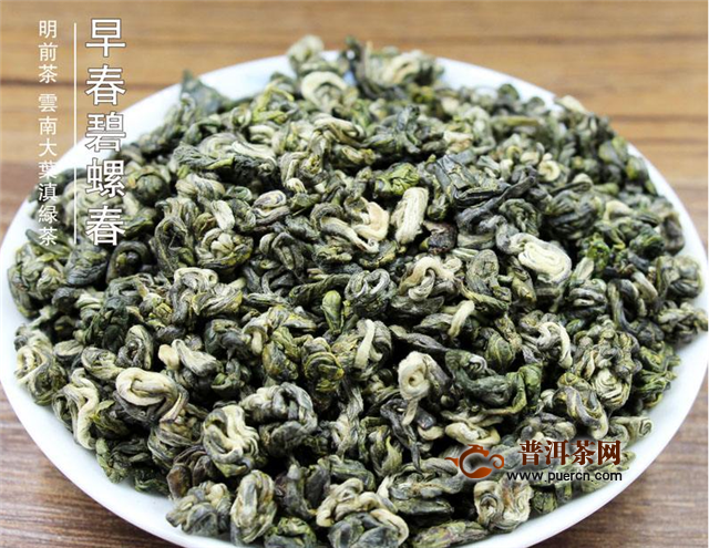 碧落春不是红茶,它们的品质特征不一样!