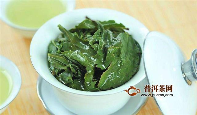 碧螺春、龙井茶和铁观音都属于绿茶吗?
