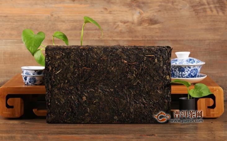 黑茶为什么叫黑茶,简述黑茶名字的由来!