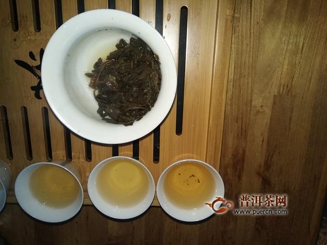 2007年中茶普洱6031生茶357克试用评测报告