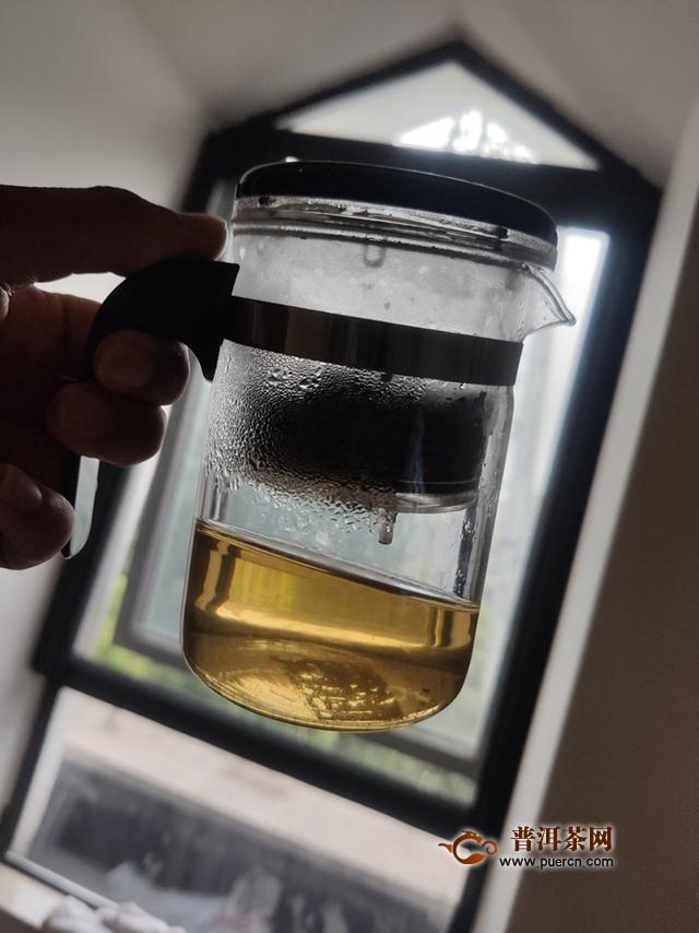 2015年飞台飞台金芽沱茶生茶试用评测报告