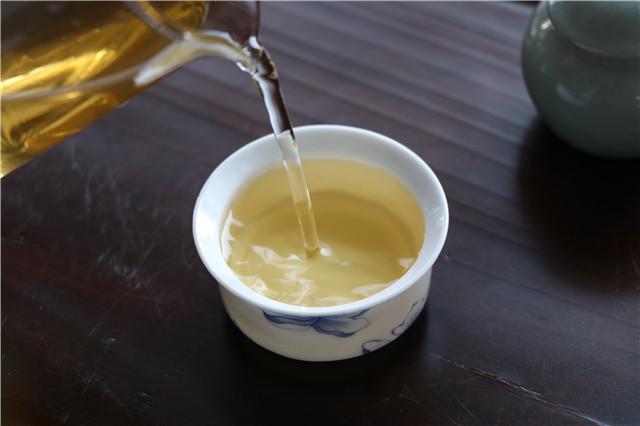 初识普洱茶:普洱茶品鉴之甜味体验
