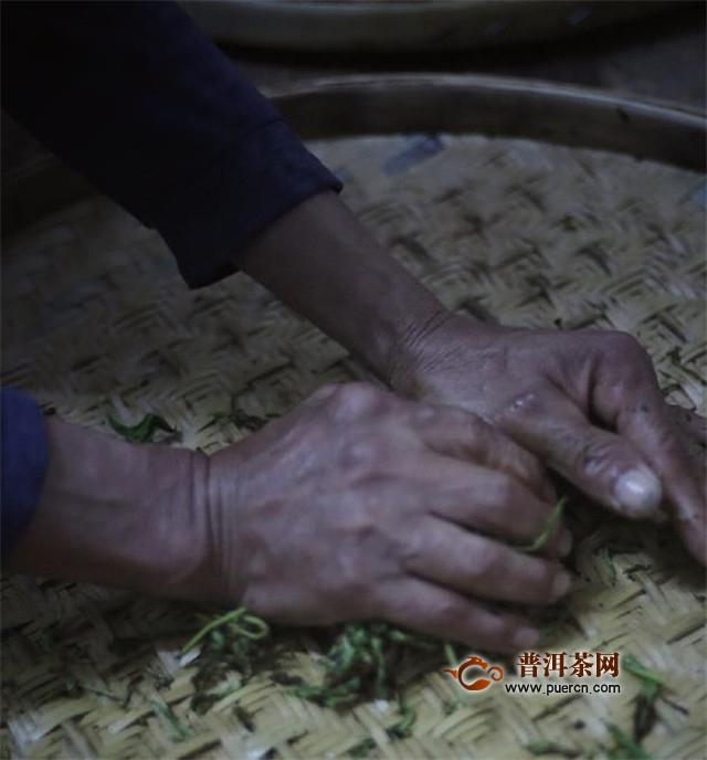 岩茶的制作工艺程序,
