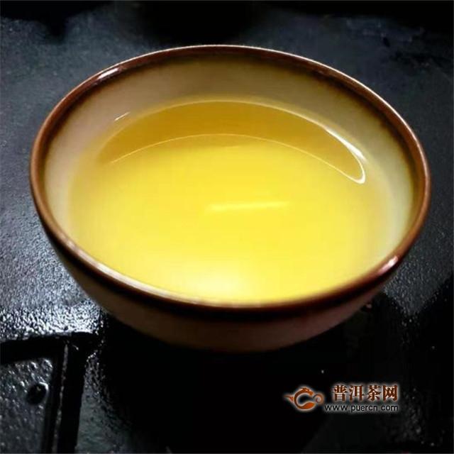 【茶言观色】遇见兴海茶业2019年锦绣山河