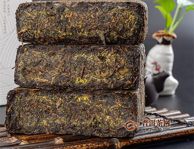 泾阳茯茶黑茶保质期多久