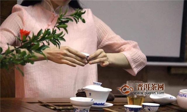祁门红茶茶艺表演解说词