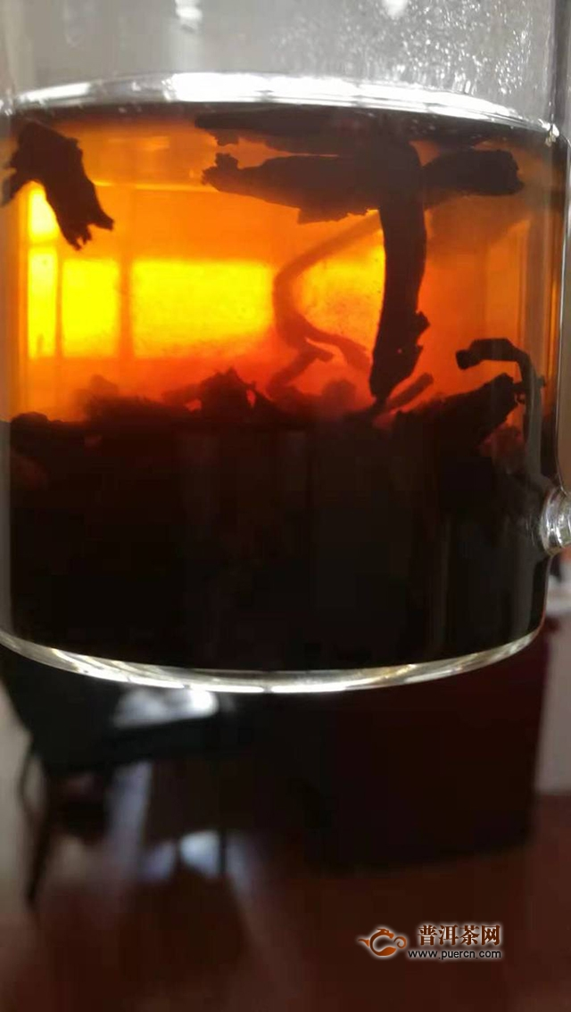 2018年吉普号元熟503普洱熟茶龙珠熟茶试用评测报告