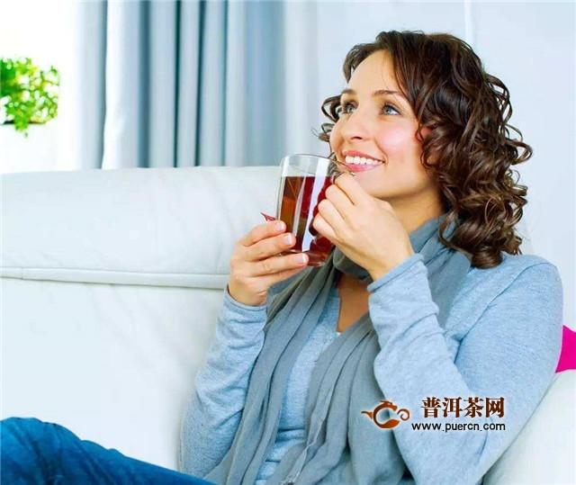 女性喝金骏眉的好处