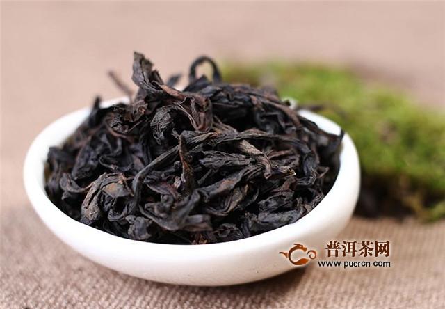 岩茶属于黑茶吗?岩茶属于乌龙茶!