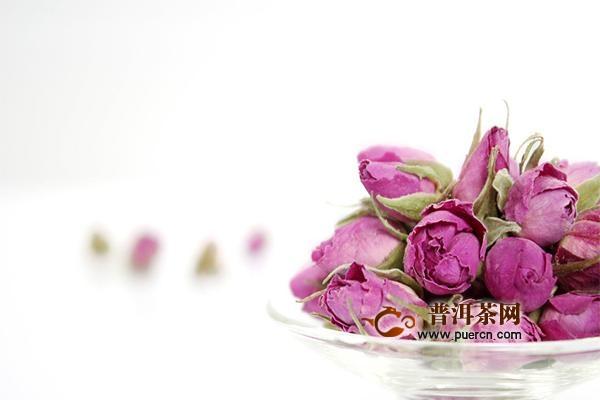 玫瑰花茶宜和什么搭配?玫瑰花茶怎么泡?