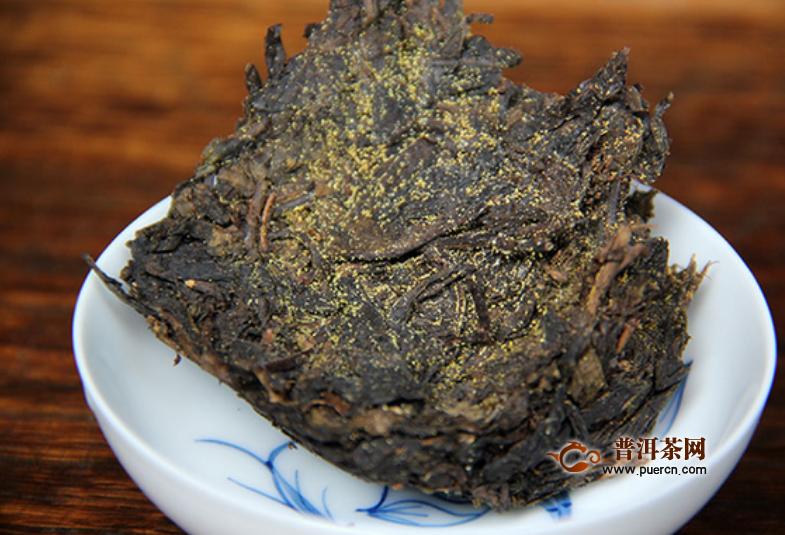 黑茶能治痛风是真的吗图片